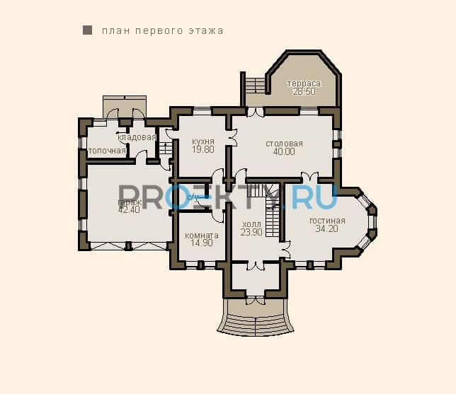 План проекта Лира - 1