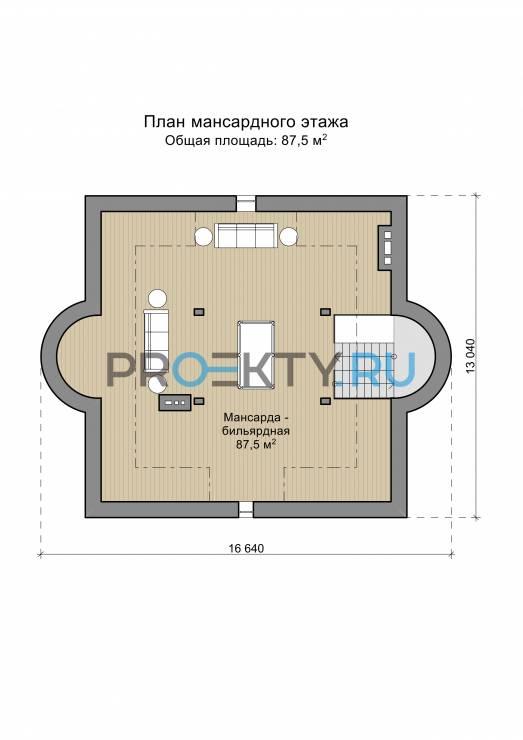 План проекта Валери М - 3