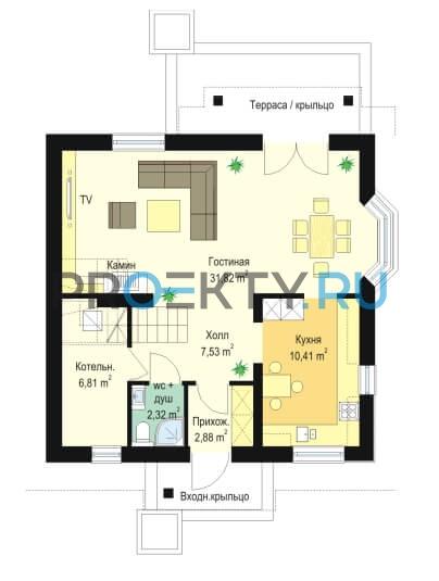 План проекта Михалек - 1