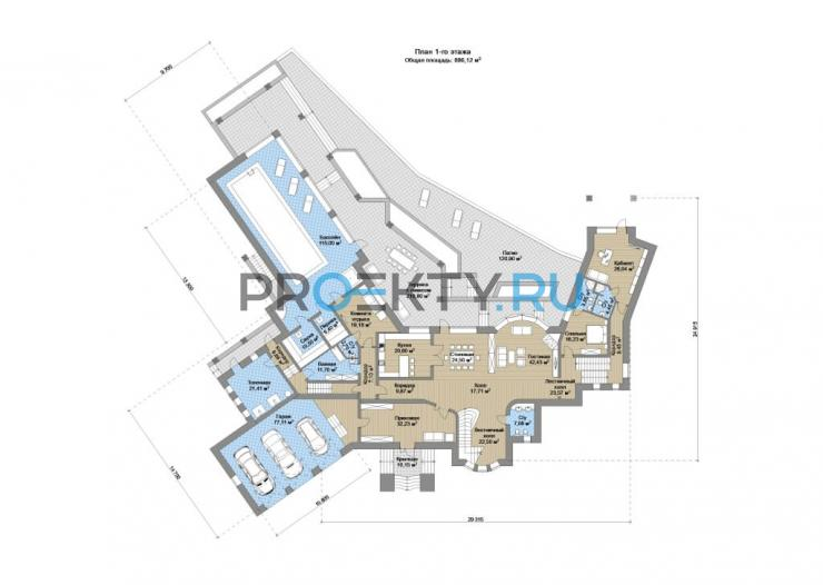 План проекта Монако - 1