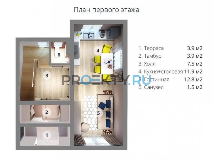 План проекта МС-113 - 1