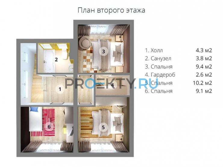 План проекта МС-113 - 2