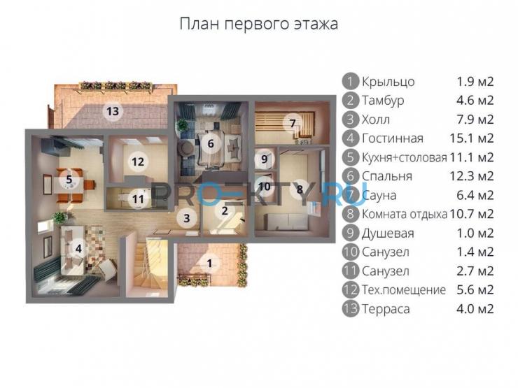План проекта МС-224 - 1