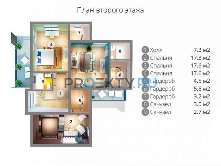 План проекта МС-238 - 2