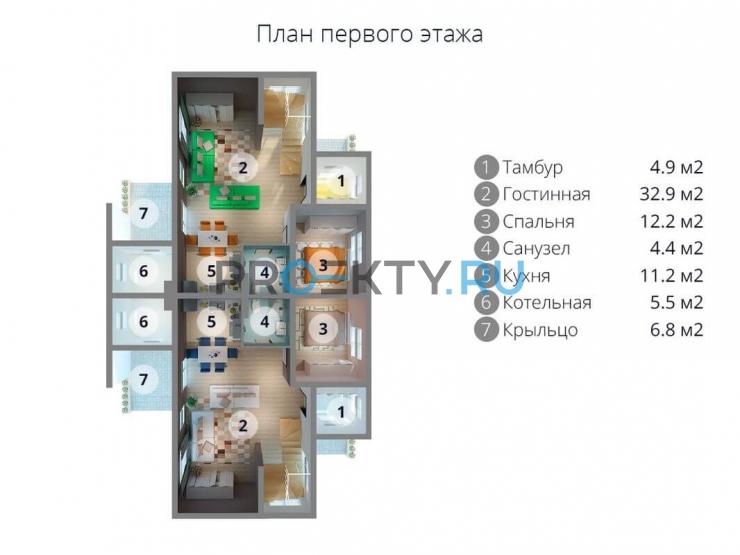 План проекта МС-397 - 1