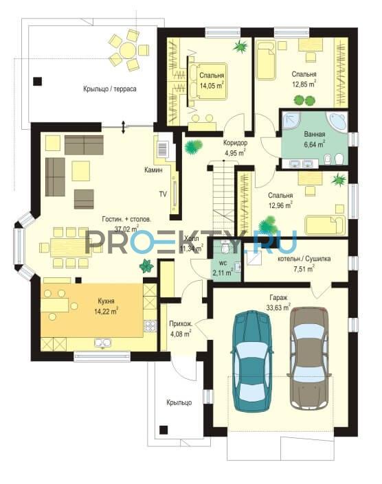 План проекта Наталья-3 - 1