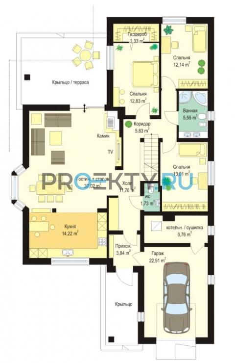 План проекта Наталья-4 - 1