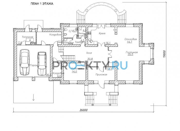 План проекта Эврика - 1