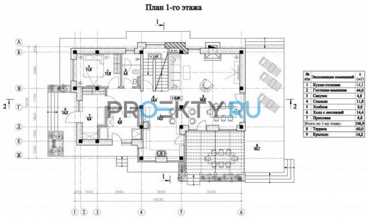 План проекта Луговой - 1