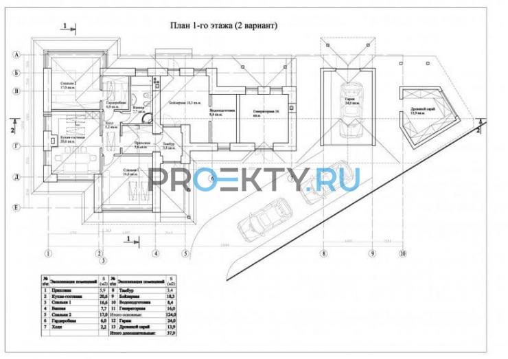 План проекта Натур - 2