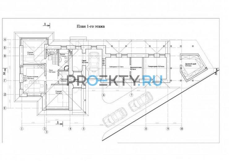 План проекта Натур - 3