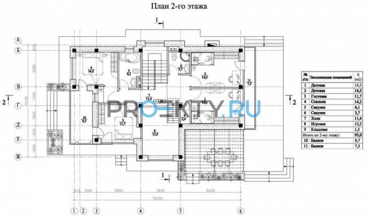 План проекта Луговой - 2