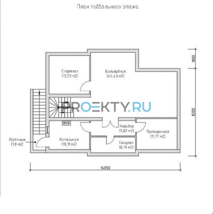 План проекта Борестан - 1