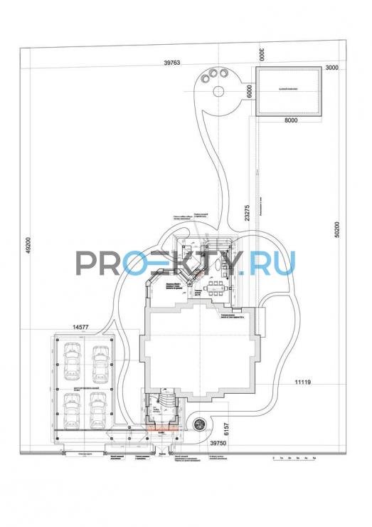 План проекта Мыс - 5