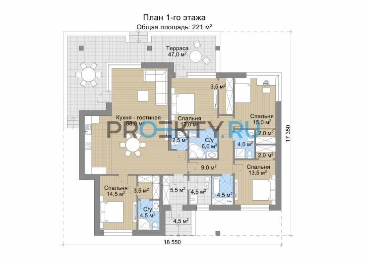 План проекта Лахти - 1