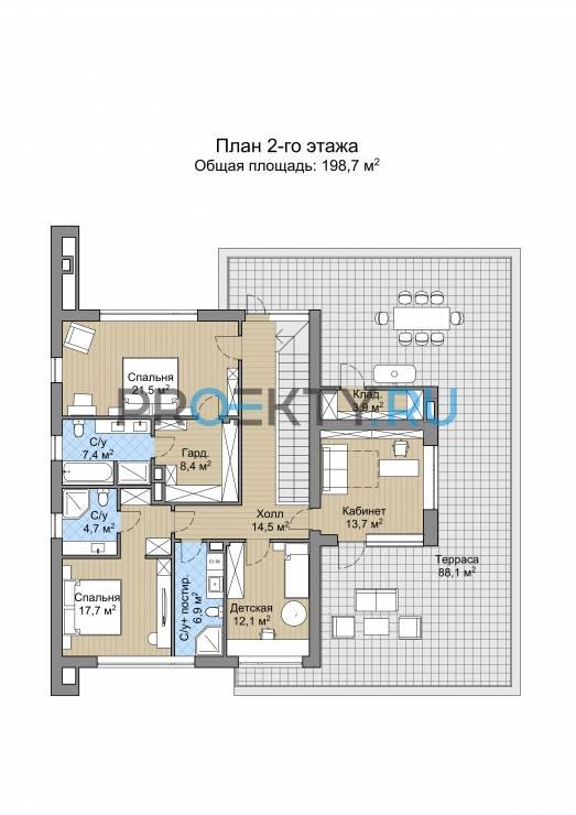 План проекта Турин - 2