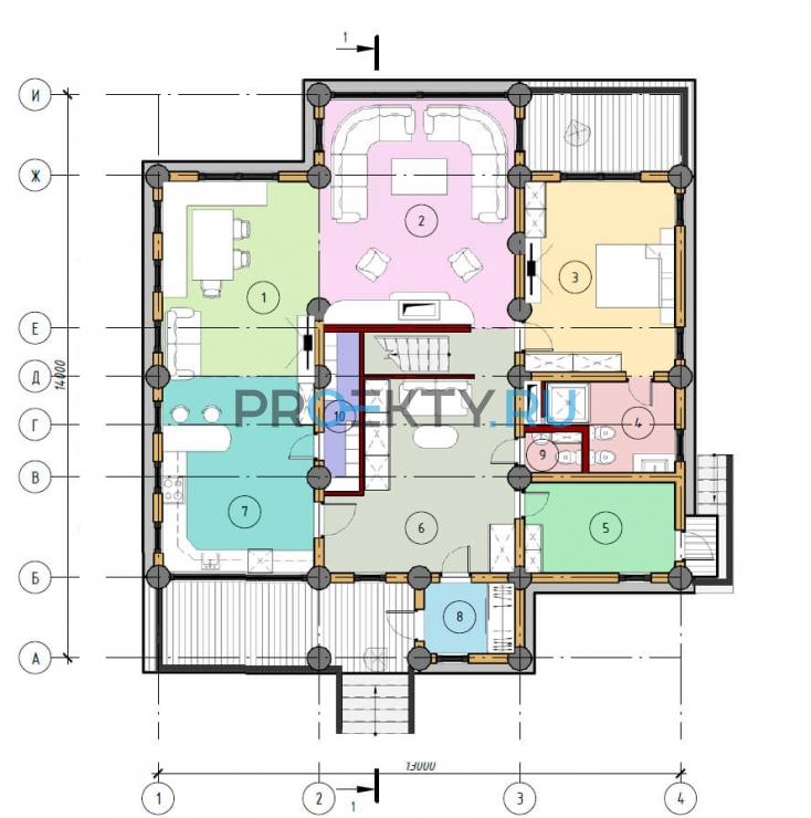План проекта СЛ-01-243 - 1