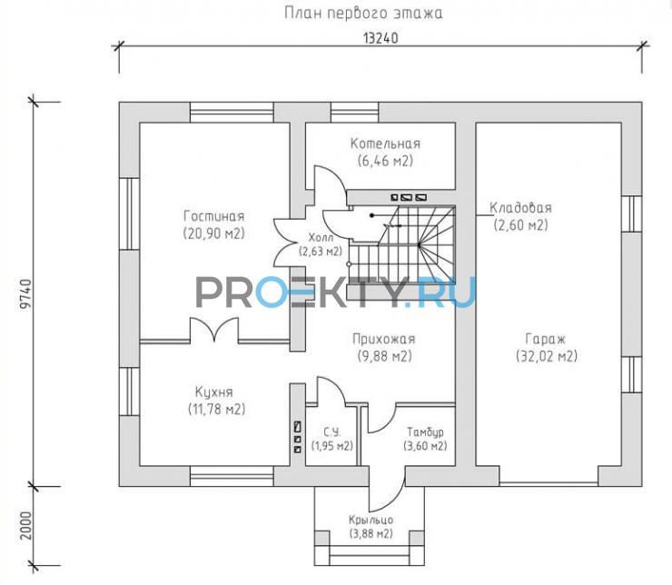 План проекта Лавальд 4 - 1