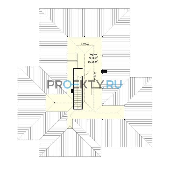 План проекта Дом по размеру-2 - 2