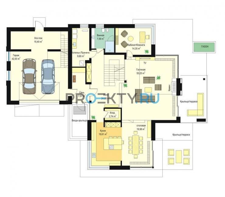 План проекта Дом с Видом-4 - 1