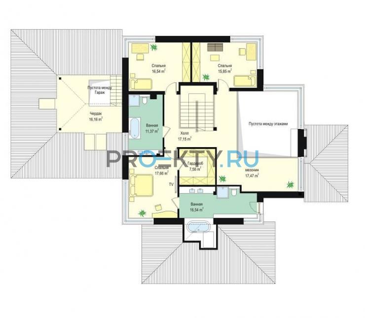 План проекта Дом с Видом-4 - 2