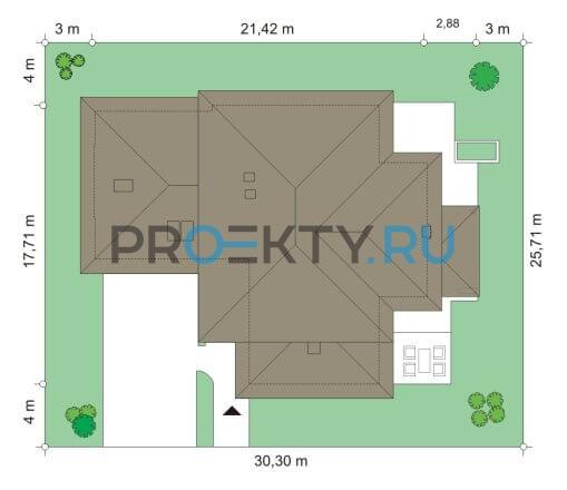 План проекта Дом с Видом-4 - 3
