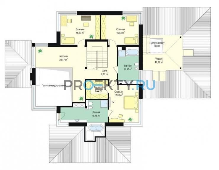 План проекта Дом с видом - 2