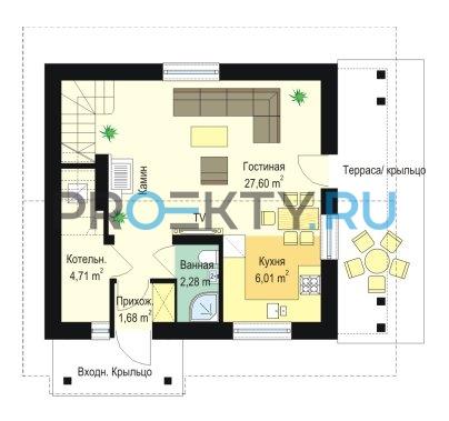 План проекта Миленький - 1