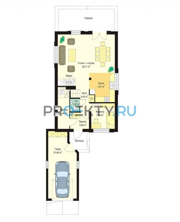 План проекта Первый дом-2 - 1