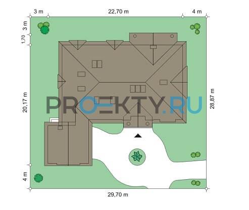 План проекта Парковая Резиденция-3 - 4