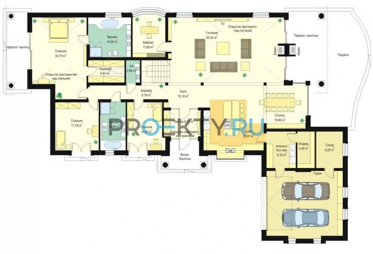 План проекта Парковая Резиденция - 1