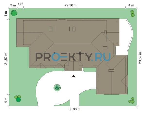 План проекта Парковая Резиденция - 3