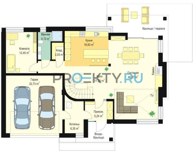 План проекта Ривьера-3 - 1