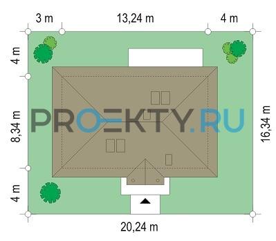План проекта Доминик - 3
