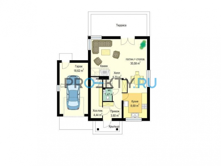План проекта Первый дом-3 - 1