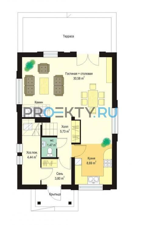 План проекта Первый дом - 1