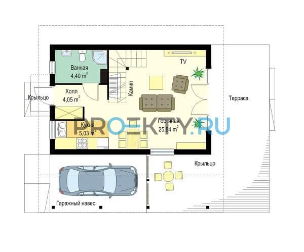 План проекта Шарейка - 1