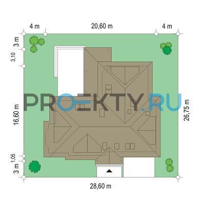 План проекта Ясень - 3