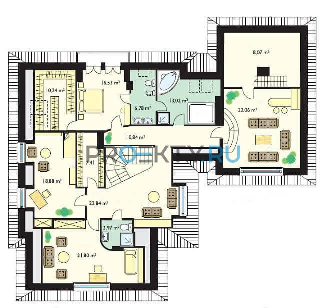 План проекта Резиденция - 2
