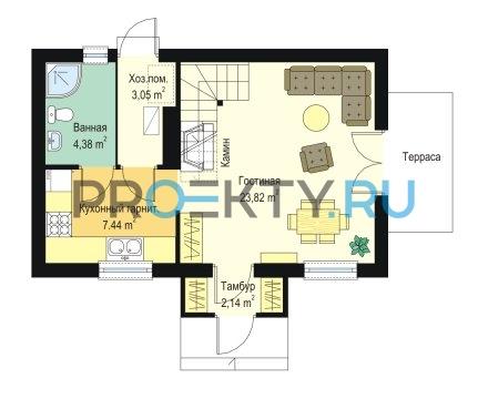 План проекта Сосенка-3 - 1