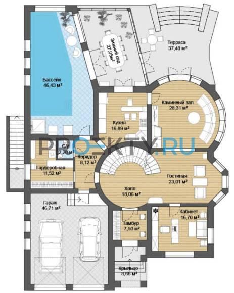План проекта Таскана 2 - 1