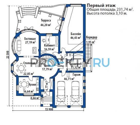 План проекта Таскана - 2