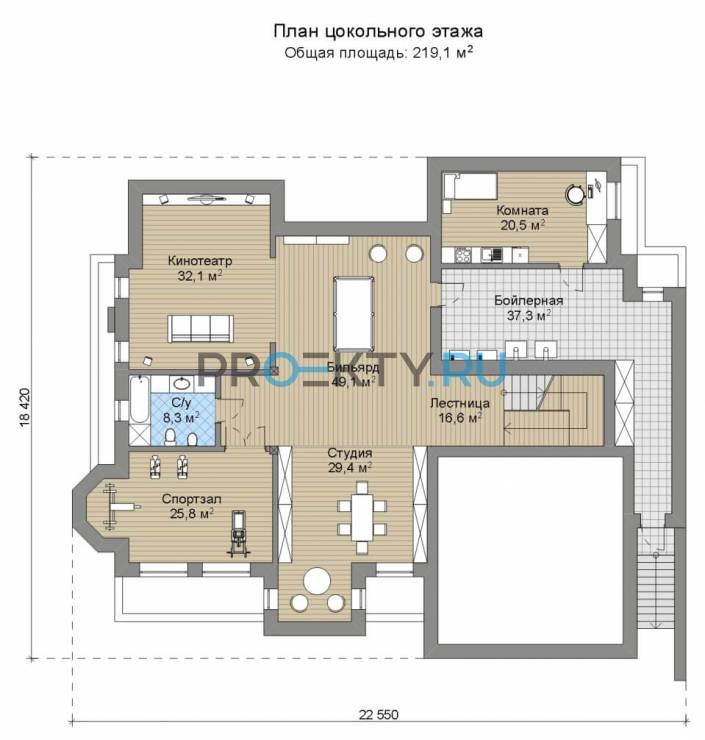 План проекта Римини - 1