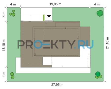 План проекта Вилла Азур - 3