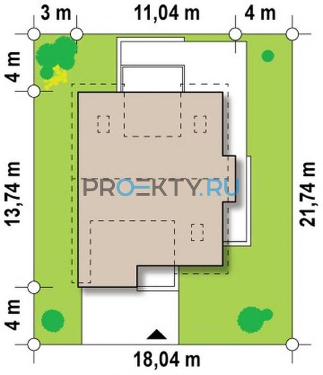 План проекта Z116 - 3