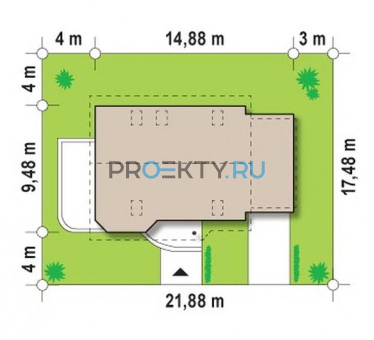 План проекта Z117 - 3
