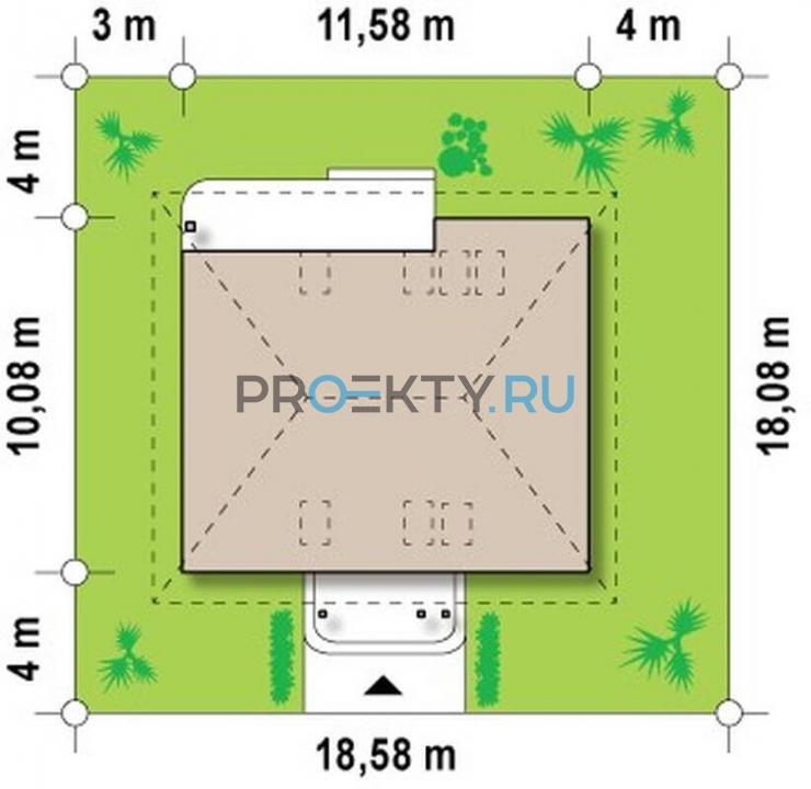 План проекта Z121 - 3