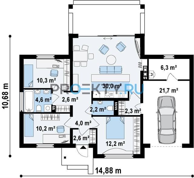 План проекта Z151 - 1