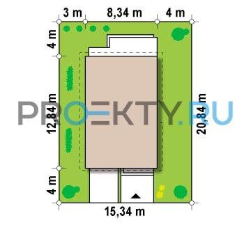 План проекта Z154 - 1