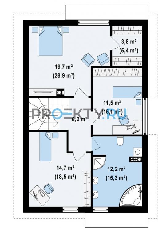 План проекта Z154 - 3